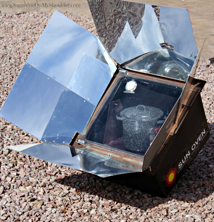 How Long Does It Take To Cook In A Solar Oven
